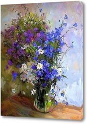 Картина Весенние цветочки