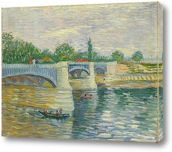 Сена с Пон-де-Клиши, 1887