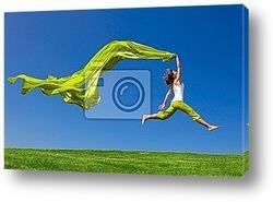 Постер Jumping