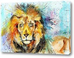 Картина Король Лев