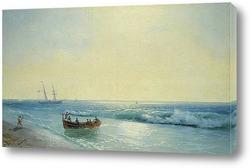 Моряки сходят на берег