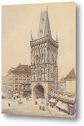 Вена.Мост Элизабет