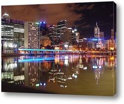 Постер Melbourne012