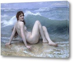 Постер Волна