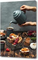 Постер Кексы к чаю 2