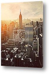 Небоскребы Манхеттена