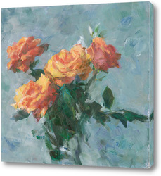Картина розы от Michael Klein