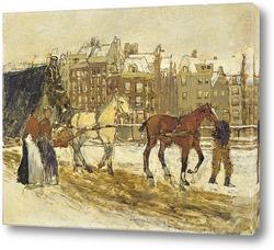 Постер Рокин в Амстердаме