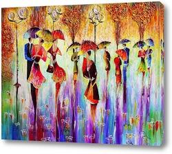 Счастливые зонты