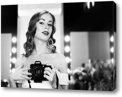 Автопортрет фотографа