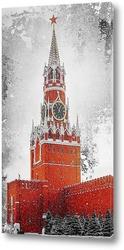 Постер Спасская башня