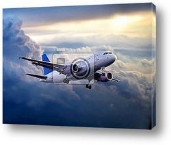 Постер Airplane