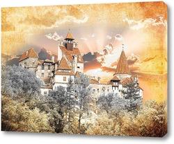 Постер Замок в Трансильвании