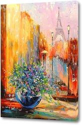 Постер Весна в Париже