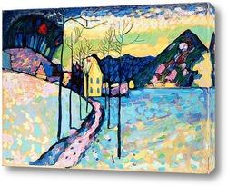 Зимний пейзаж (1909)