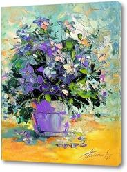Картина Весенние цветики.