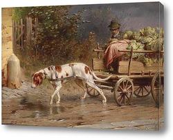 охота , 1912
