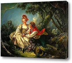 Четыре времени года. Осень (1755)