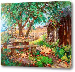 Картина Яблоки медовые