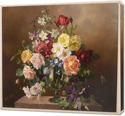 Картина Красота цветочного букета