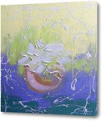 Картина Цветы в горшочке