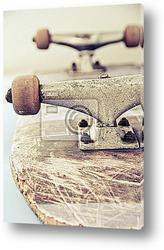 Постер Доска для скейтборда