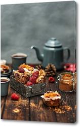 Постер Кексы к чаю