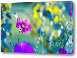 Картина Садовые цветы