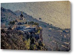 Постер Храм на Красной скале
