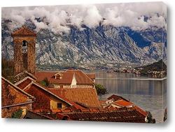 Постер Средиземноморский пейзаж