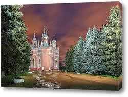 Постер Чесменская церковь, Санкт-Петербург