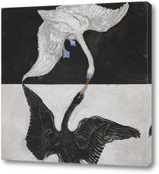 Картина Группа IX, Лебедь, № 1