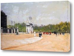 Постер Букингемский дворец