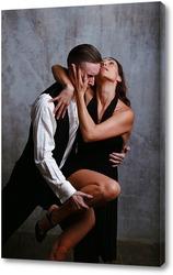 Постер Страсть и танец