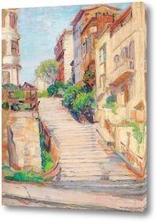 Картина Joice Street Сан-Франциско