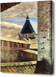 Картина Соловецкий монастырь