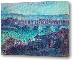 Картина Виадукт Дотиль