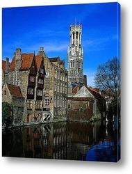 Постер Brugge001