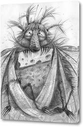 Картина Цокотуха