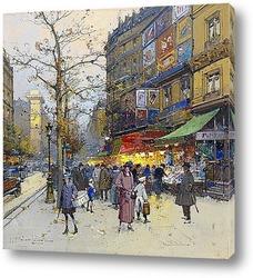 Париж Сен-Дени