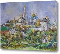 Постер Свято-Троицкая Сергиева Лавра