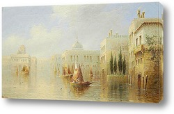 Постер Венецианские Каприччио