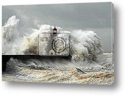 Постер Ветреное побережье