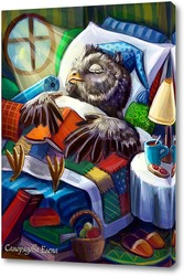 Постер Совушкины сны