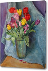 Букет тюльпанов