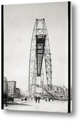 Постер Транспортный мост в Марселе, 1910