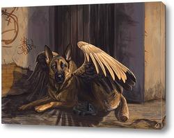 Постер Падший ангел