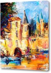 Картина Замок Решелье