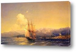 Девятый вал,1850