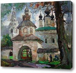 Постер Храм Александра Невского
